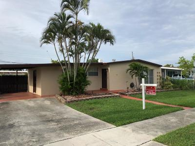Palm Springs Single Family Home For Sale: 348 Bayside Road