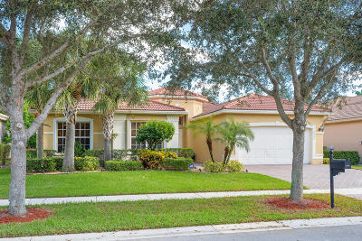Boynton Beach Single Family Home For Sale: 7152 Corning Circle