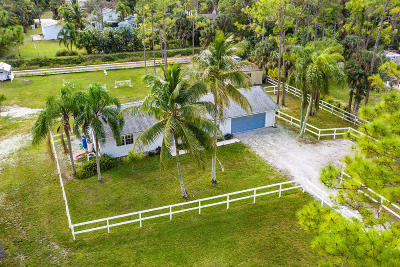 west palm Single Family Home For Sale: 11130 60th Street