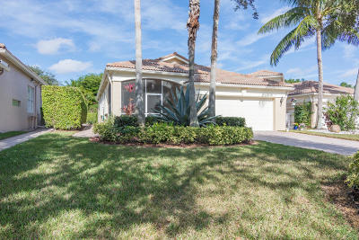 West Palm Beach Single Family Home For Sale: 8401 Nicholls Point