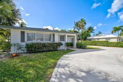 Palm Beach Shores Single Family Home For Sale: 300 Bravado Lane