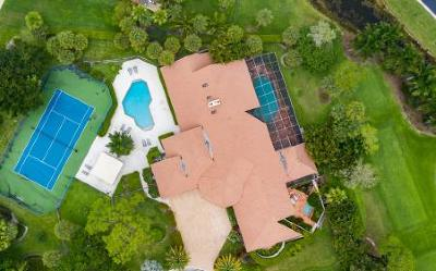 West Palm Beach Single Family Home For Sale: 9763 Breakers West Terrace