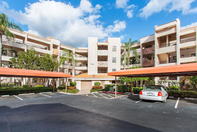 Boca Raton FL Condo For Sale: $192,500
