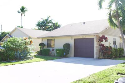Delray Beach Single Family Home For Sale: 2340 NW 14th Street