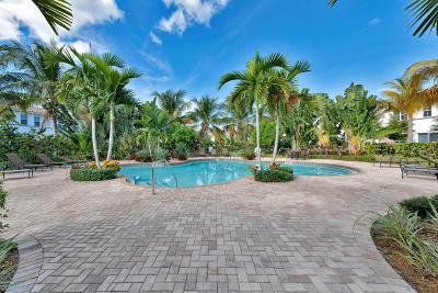 West Palm Beach Townhouse For Sale: 4683 Tara Cove Way
