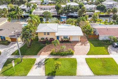 North Palm Beach Single Family Home For Sale: 728 Lighthouse Drive