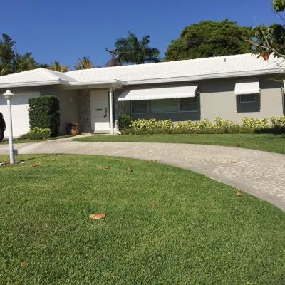 Boynton Beach Rental For Rent: 2710 SW 6th Street