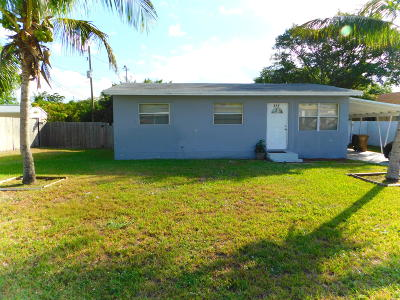 Deerfield Beach FL Rental For Rent: $1,575