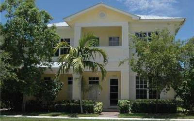 Palm City Single Family Home For Sale: 1581 SW Prosperity Way