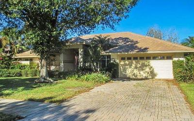 Martin County Single Family Home For Sale: 2272 SW Danforth Circle