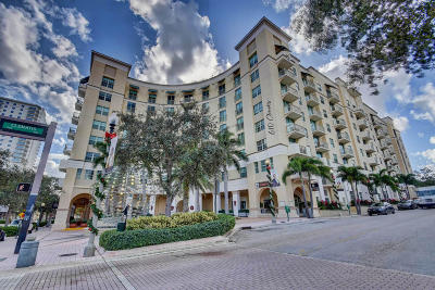 West Palm Beach Condo For Sale: 610 Clematis Street #312