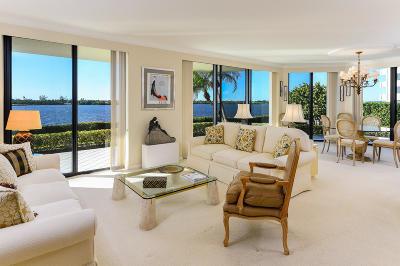 Palm Beach Condo For Sale: 2778 S Ocean Blvd #108n