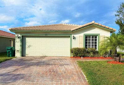 Port Saint Lucie Single Family Home For Sale: 1971 SW Jamesport Drive