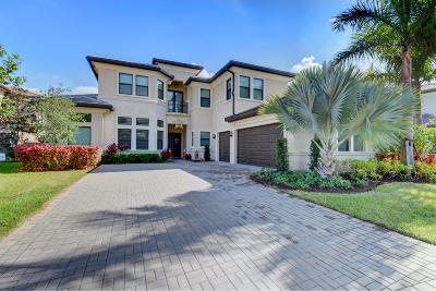 Delray Beach Single Family Home For Sale: 16716 Strasbourg Lane