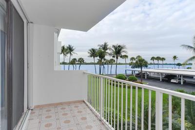 Palm Beach Condo For Sale: 2860 S Ocean Boulevard #203