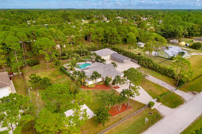 West Palm Beach Single Family Home For Sale: 13715 73rd Street