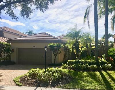 Palm Beach Gardens Single Family Home For Sale: 3810 Limoges Lane
