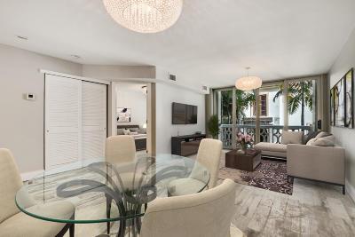 Palm Beach Condo For Sale: 227 Brazilian Avenue #2e