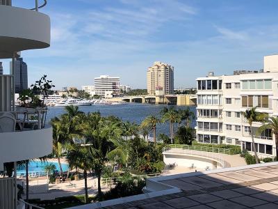 Palm Beach Condo For Sale: 44 Cocoanut Row #507 B