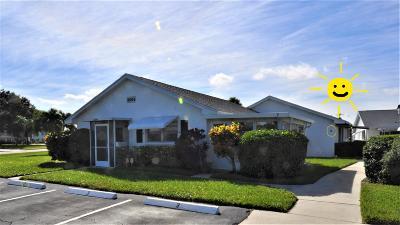 Palm Beach Gardens Condo For Sale: 3064 Meridian Way S #2