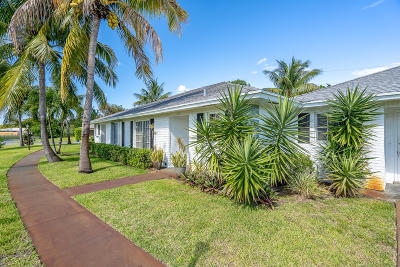 Boynton Beach Single Family Home For Sale: 2820 SW 14th Street #23