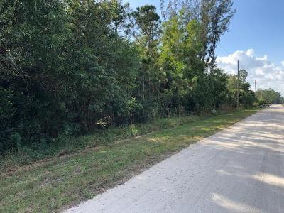 Residential Lots & Land Sold: 72nd Court