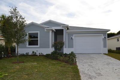 Lake Worth Single Family Home For Sale: 91 18th Avenue S