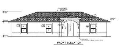 West Palm Beach Single Family Home For Sale: 1626 Plantation Lane