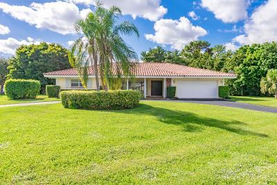 Atlantis Single Family Home For Sale: 253 Walton Heath Drive