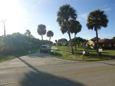 Single Family Home For Sale: 6807 S Indian River Drive