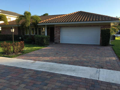 Boca Raton FL Rental For Rent: $6,600