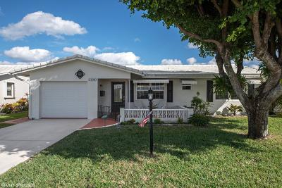 Boynton Beach Single Family Home For Sale: 1104 SW 17th Street