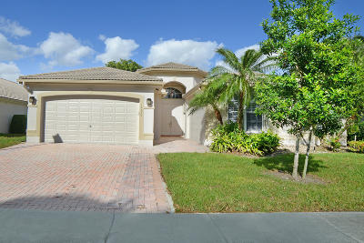 Boynton Beach Single Family Home For Sale: 11670 Caracas Boulevard
