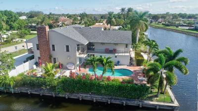 Lake Clarke Shores Single Family Home For Sale: 1520 Mediterranean Road E