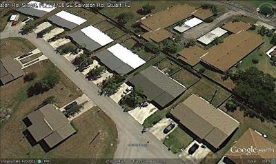 Stuart Single Family Home For Sale: 4700 SE Salvatori Road