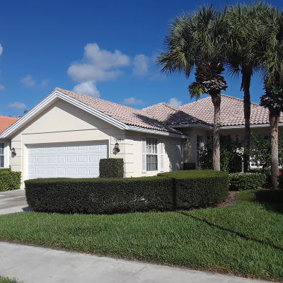 Lost Lake, Lost Lake @ Hobe Sound P.u.d., Lost Lake, Double Tree, Lost Lake At Hobe Sound Pud, Double Tree, Double Tree Plat 1, Double Tree, Lost Lake Single Family Home For Sale: 7916 SE Double Tree Drive