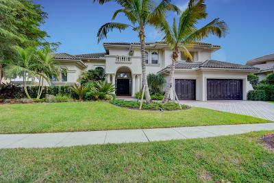 Boca Raton FL Single Family Home For Sale: $2,695,000