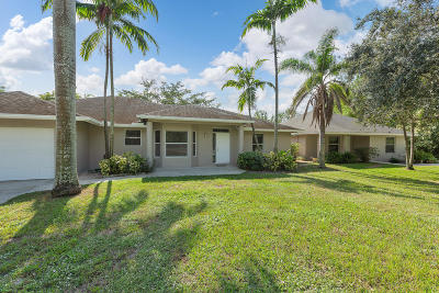 West Palm Beach Single Family Home For Sale: 13574 60th Street