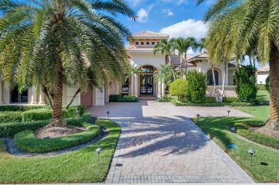 West Palm Beach Single Family Home For Sale: 7347 Horizon Drive
