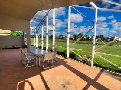 Boynton Beach Single Family Home For Sale: 7129 Haviland Circle