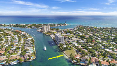 Pompano Beach Residential Lots & Land For Sale: Riverside Drive