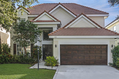 Palm Beach Gardens Single Family Home For Sale: 30 Princewood Lane
