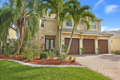 Wellington Single Family Home For Sale: 3126 Hamblin Way