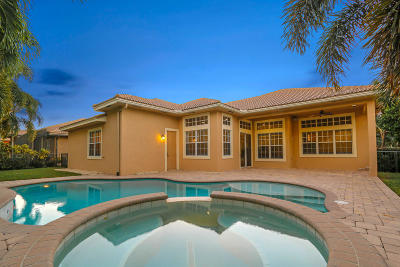 Jupiter FL Single Family Home For Sale: $850,000
