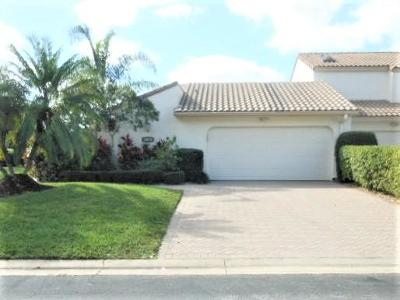 Boca Raton FL Single Family Home For Sale: $649,000
