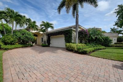 Delray Beach Single Family Home For Sale: 7901 Montecito Place