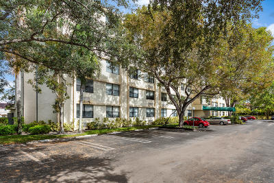Coral Springs Condo For Sale: 2501 Riverside Drive #315-A