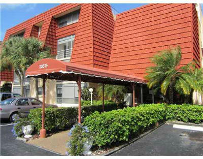 Boca Raton FL Condo For Sale: $130,000