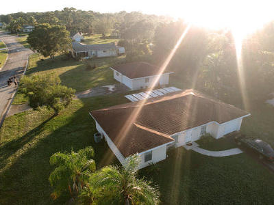 Port Saint Lucie Single Family Home For Auction: 1782 SE Elkhart Terrace