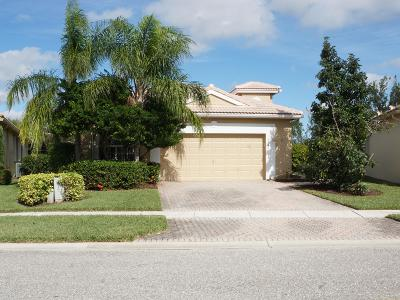 Boynton Beach Single Family Home For Sale: 8149 Brindisi Lane